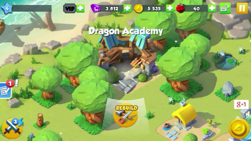 Dragon Mania Legends hack get more gems